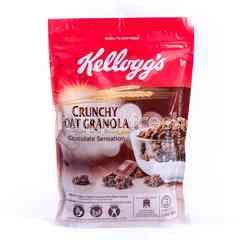 Kellogg's Chocolate Sensation Crunchy Oat Granola