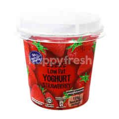 Tesco Strawberry Yogurt