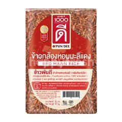 Pun Dee Red Jasmine Rice 1 kg