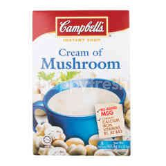Campbell's Instant Soup Cream Of Mushroom