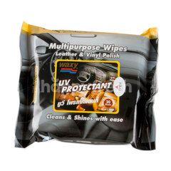 Waxy Car Multipurpose Wipes
