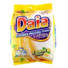 Daia Excellent Washing Powder Lemon Citrus