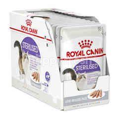 โรยัล คานิน อาหารเปียกแบบซอง สูตรแมวทำหมัน อายุ 1-7 ปี (เนื้อบดละเอียด) แพ็ค