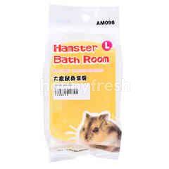 AM098 Hamster Bath Room (L)