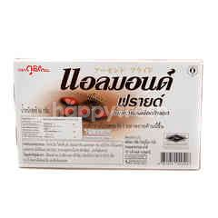 กูลิโกะ แอลมอนด์ ฟรายด์ ขนมหวานรสช็อกโกแลต