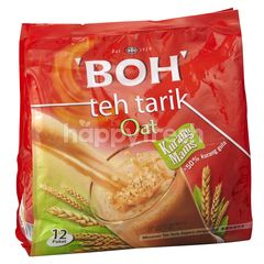 Boh Teh Tarik Oats Less Sweet (Tea)
