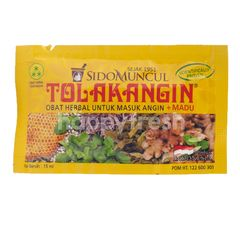 Tolak Angin Sirup Herbal Masuk Angin + Madu