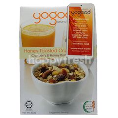 Yogood Honey Toasted Crunchy Muesli Cereal