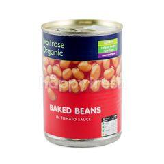 Waitrose Baked Beans In Tomato Sauce