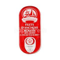 La Monegasque Filets'd Anchois Aux Capres In Oil