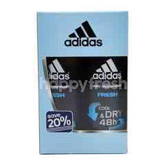 Adidas Anti-Perspirant Fresh