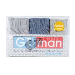 GT man Celana Dalam Pria 3 buah Ukuran L
