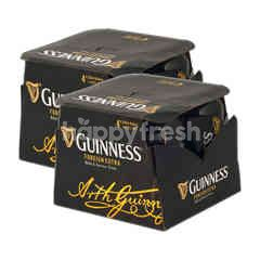 Guinness Foreign Extra Stout Beer 4 Pcs x 320ml Twinpack