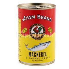 Ayam Brand Ikan Makarel dalam Saus Tomat