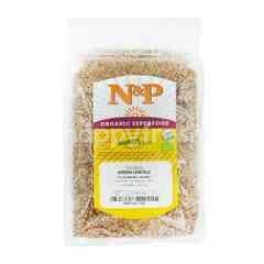 Natural & Premium Green Lentils Beans (1000g)