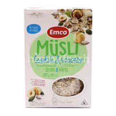 Emco Light & Crispy Traditional Seeds & Nuts Musli