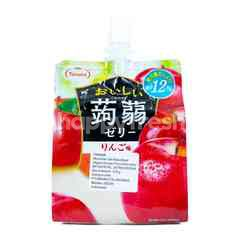 Tarami Apple Konjac Pouch Jelly Drink