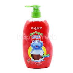 LADYFIRST Kids Yogurt Head To Toe wash