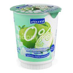 Dutchie Fat Free Yogurt With Nata De Coco