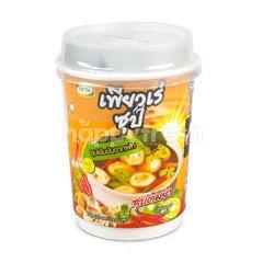 Puree Soup Tom Yum Soup