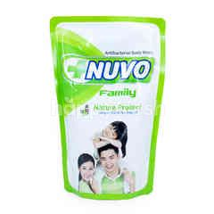Nuvo Family Body Wash Nature