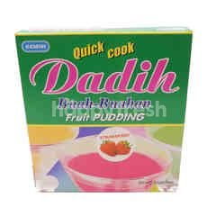 GEMINI Dadih Fruit Pudding - Strawberry