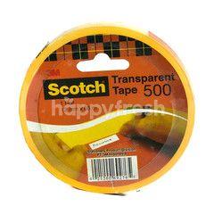 Scotch Selotip Transparan 12mm x 66mm