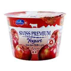 Emmi Swiss Premium Yogurt Apple