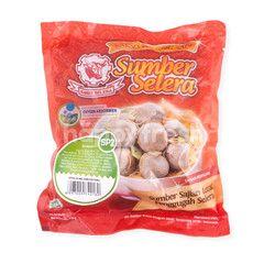 Sumber Selera Beef Meatball