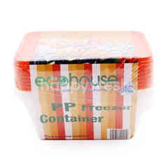Eco House PP Food Container (8 Pieces)