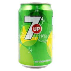 7UP Limau Lime Carbonated Drinks