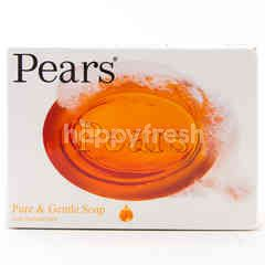 Pears Pure & Gentle Bar Soap Natural Oil