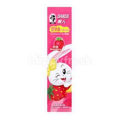 Darlie Toothpaste For Kids With Strawberry Flavor