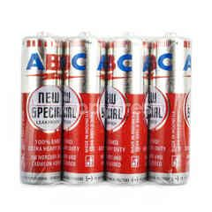 ABC Baterai R6 Spesial 1,5V