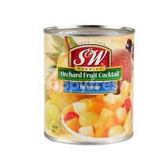 S&W Premium Orchard Fruit Cocktail In Syrup