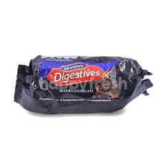 MC VITIE'S Digestive Dark Chocolate Biscuit