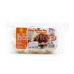 Vegetarian Curry Mutton Pau (6 Pieces)