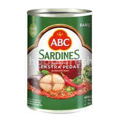 Abc Sardines Dalam Extra Hot Sauce