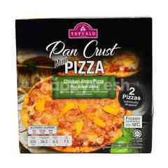 TOPVALU Pan Crust Chicken Aloha Mini Pizza