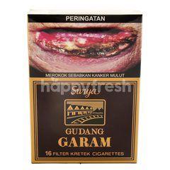 Gudang Garam Surya Rokok Kretek Filter