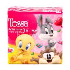 Tessa Facial Tissue (70 sheets)