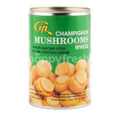 Cip Champignon Mushrooms Whole