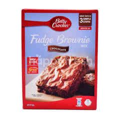 Betty Crocker Fudge Brownie Mix Chocolate