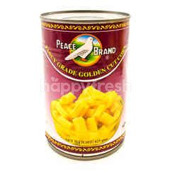 Peace Brand Fancy Grade Golden Cut Corn