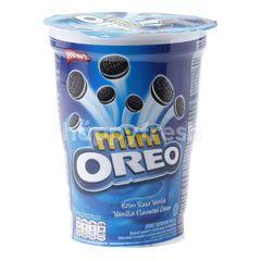 Kraft Mini Oreo Krim Vanila