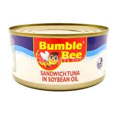 BUMBLE BEE Sandwich Tuna In Soybean Oil