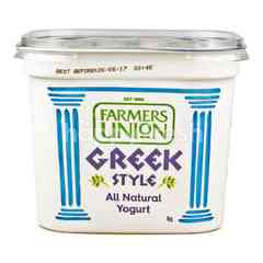 Farmers Union Greek Style Natural Yogurt