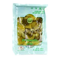 Twin Tusk Leng Heng Sour Pickled Green Mustard