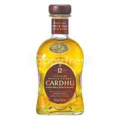 Cardhu Speyside Scotch Whisky Aged 12 Years