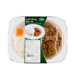 เบทาโกร ข้าวคั่วกลิ้งหมู ไข่ต้ม